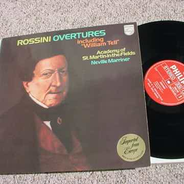 lp record Neville Marriner 1977 Holland