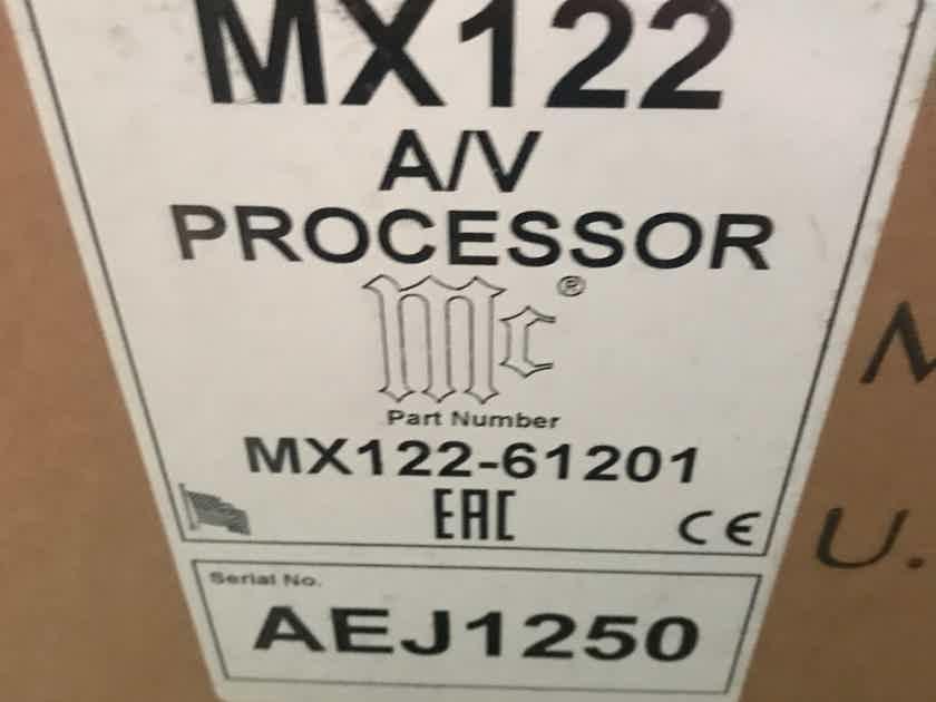 McIntosh MX-122