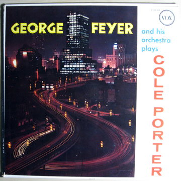 George Feyer And His Orchestra George Feyer And His Orchestra Plays Cole Porter