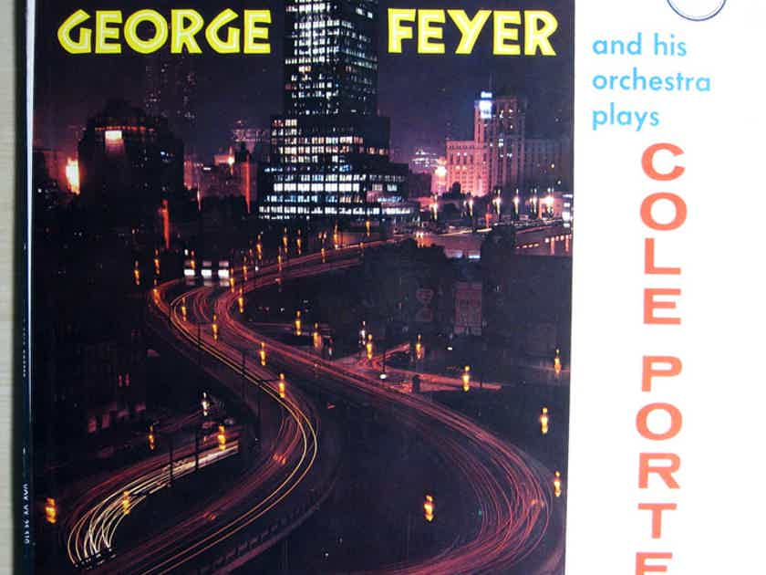 George Feyer And His Orchestra - George Feyer And His Orchestra Plays Cole Porter - 1957 Mono VOX Records  VX 25.510