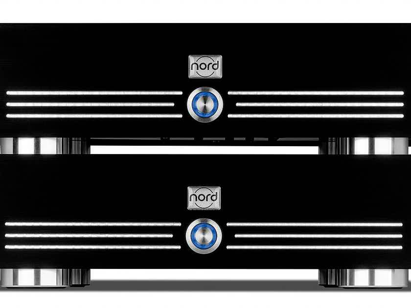 Nord Acoustics Nord One SE UP NC500MB Monoblock Pair (Only 4 months Old!) FINAL PRICE DROP!