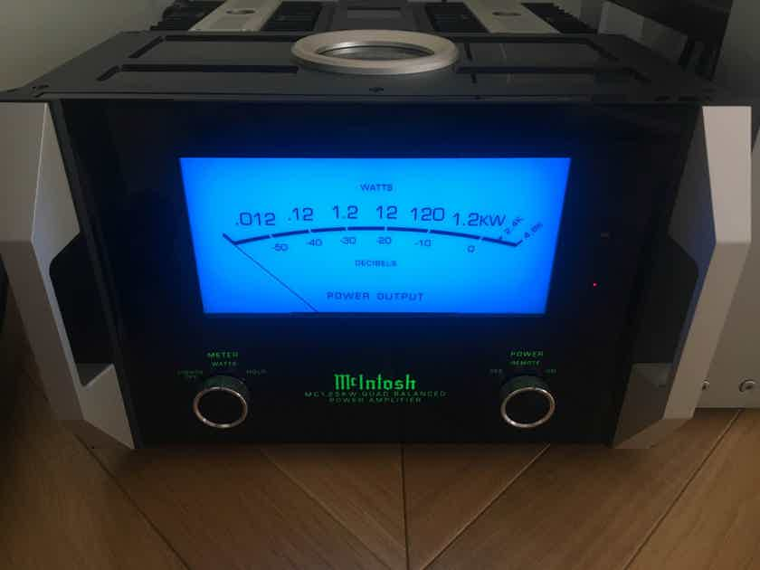 McIntosh MC1.25kW - 240V from  Europe, 10 month old