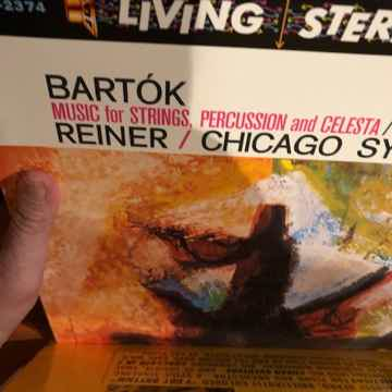 Bartok Strings Percussion Celesta