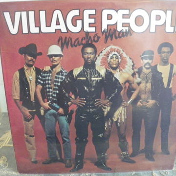 VILLAGE PEOPLE MACHO MAN