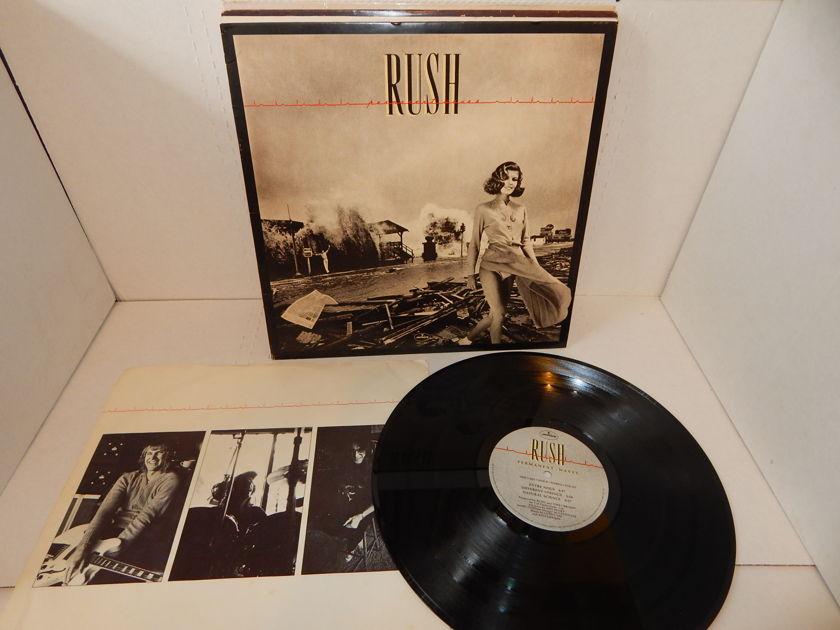 RUSH Permanent Waves - 1980 Mercury SRM 1-4001 Ray's Cut NM LP