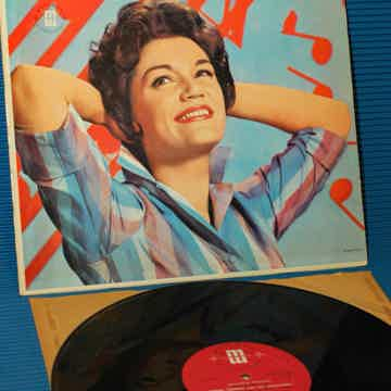"""CONNIE FRANCIS   """"Sing Along With Connie Francis"""" -"""