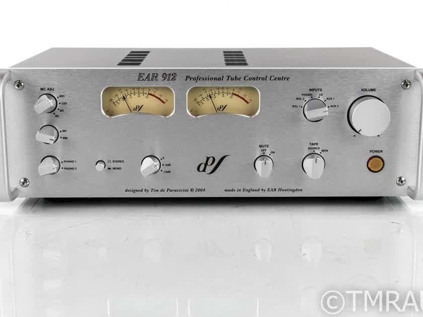 EAR Yoshino EAR 912 Stereo Tube Preamplifier; MM / MC Phono (19750)