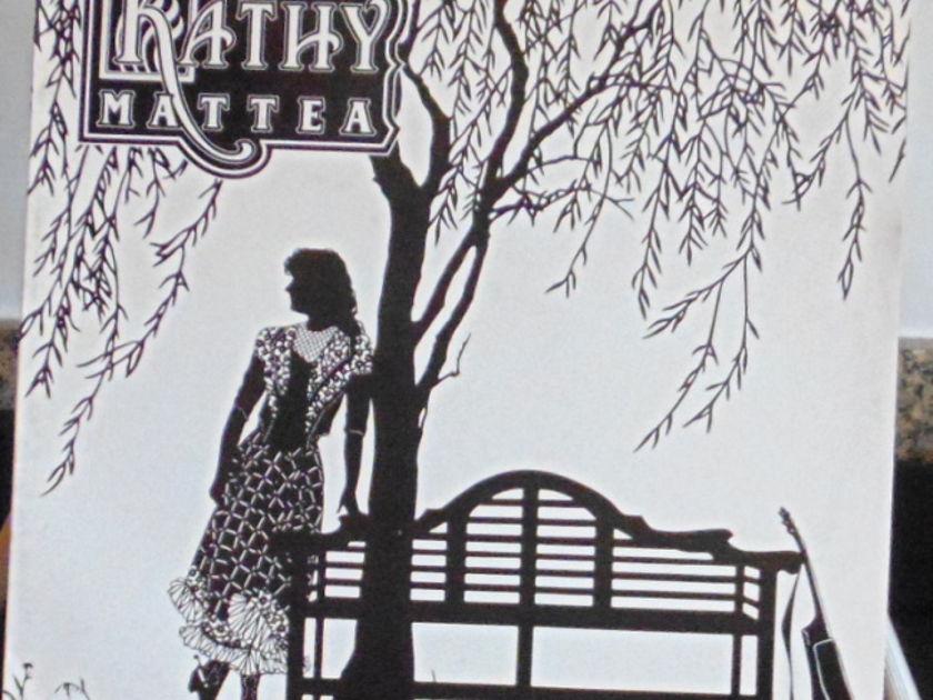 Kathy Mattea - Willow In The Wind Near Mint