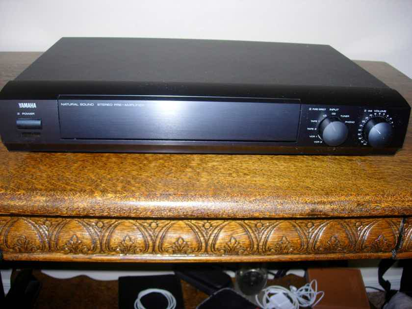 Yamaha  CX-2  Pre Amplifier