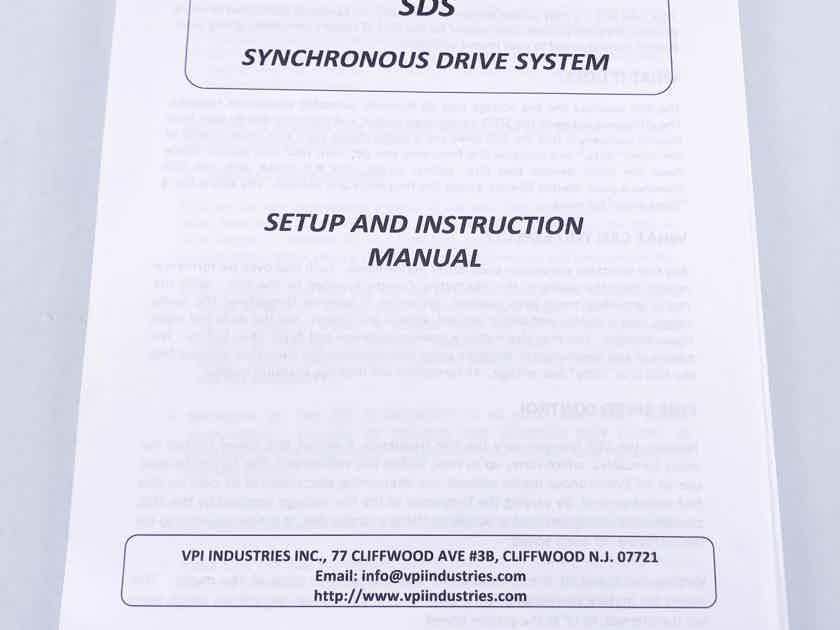 VPI  SDS (Synchronus Drive System) Turntable Power Supply / Speed Control (10137)
