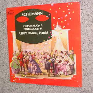 carnaval op9 fantasia op17 Abbey Simon
