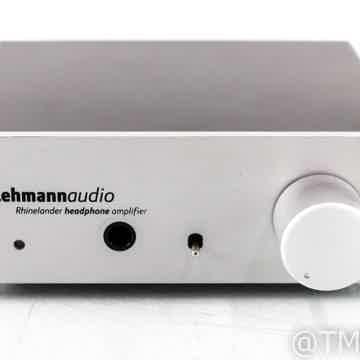 Rhinelander Headphone Amplifier