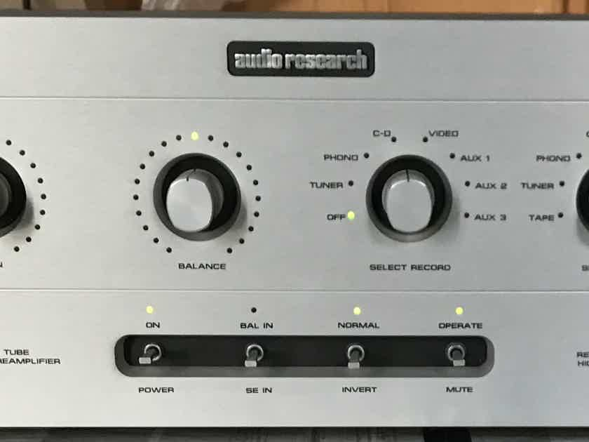 Audio Research Reference 1 recently inspected & updated by an Audio Research tech