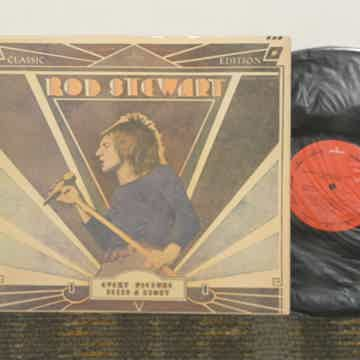 Rod Stewart Every Picture Tells a Story Red Labels