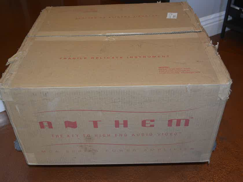 Anthem MCA-525 5 Channel Power Amplifier -- Excellent Condition (see pics!)
