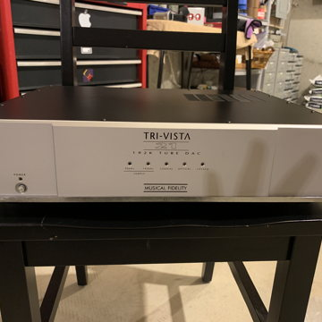 Musical Fidelity TriVista 21Tube DAC