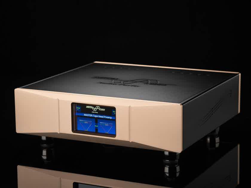 Merrill Audio Master Tape Head Preamplifier -NEW!