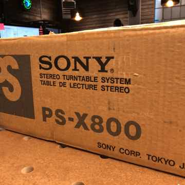 Sony PS-X800