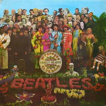 The Beatles  Sgt. Pepper's Lonely Hearts Club Band - Capital