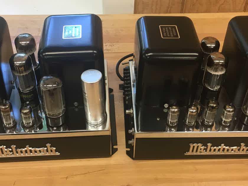 McIntosh MC-30 Vintage Monoblock Tube Amps
