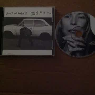 Joni Mitchell - Misses HDCD Reprise Records Compact Disc
