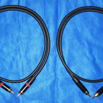 Mogami RCA 1 meter pair