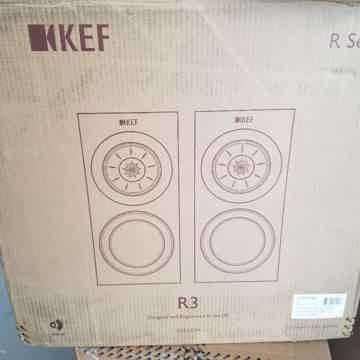 KEF R3 New Model