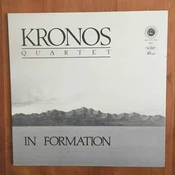 """AUIDOPHILE: TAS Sp Merit KRONOS QUARTET """"In Formation""""..."""