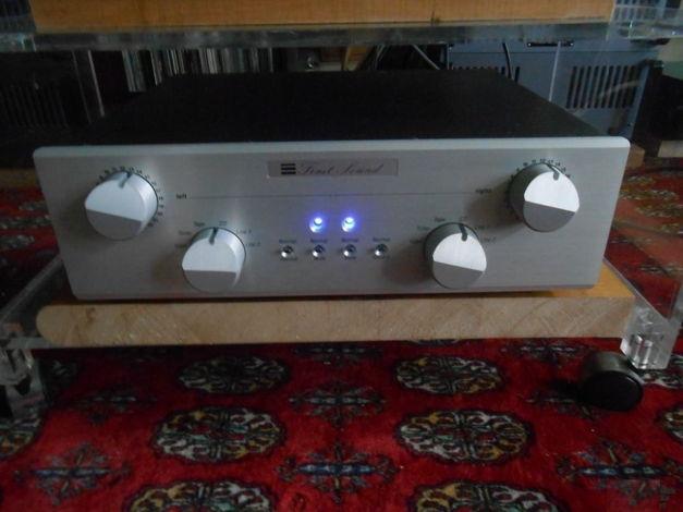 First Sound