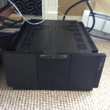 Balanced Audio Technology  VK-600 Special Edition