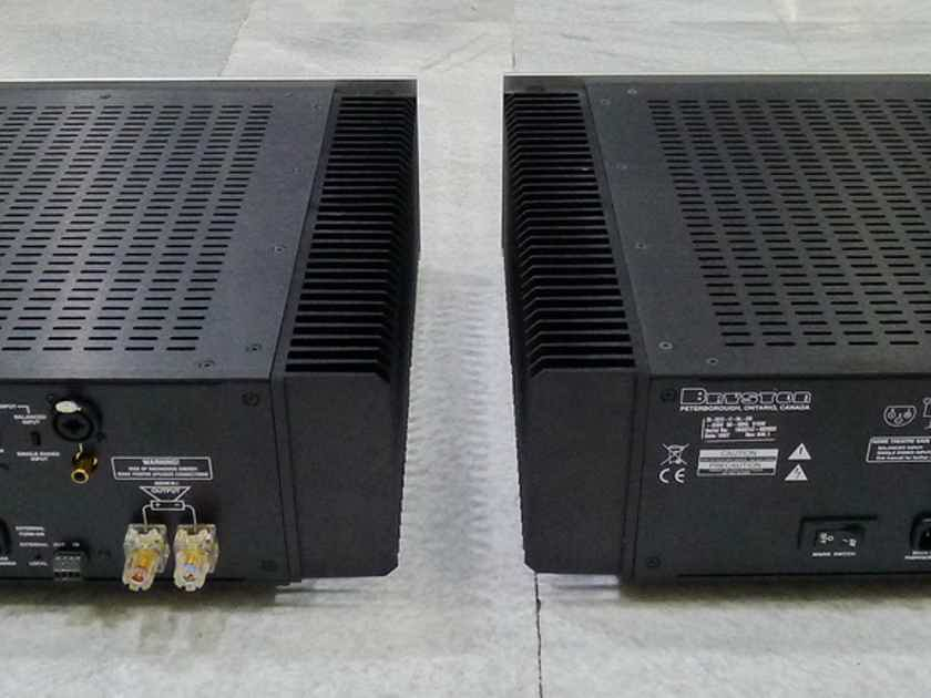 Bryston 7B SST2 220 - 240 volts. Free shipping worldwide !
