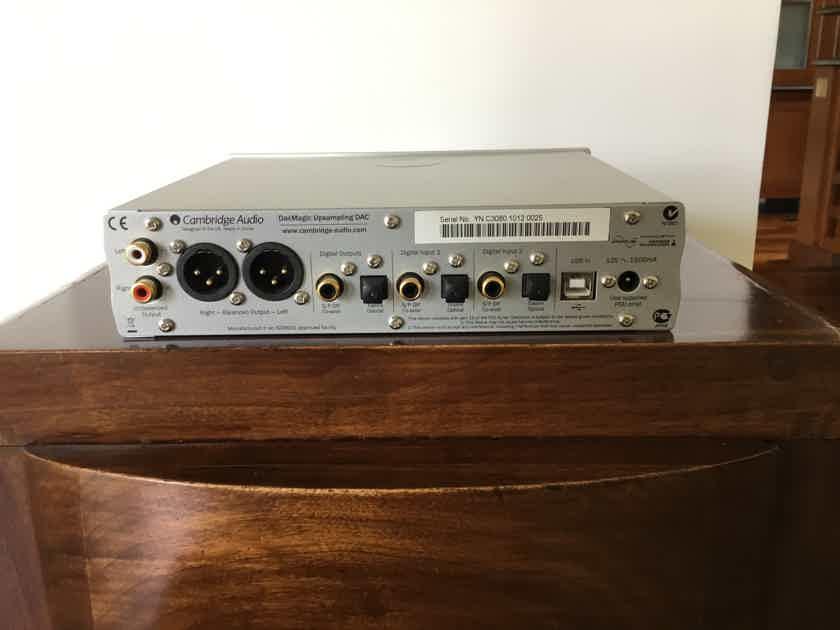 Cambridge Audio Azur Dacmagic S