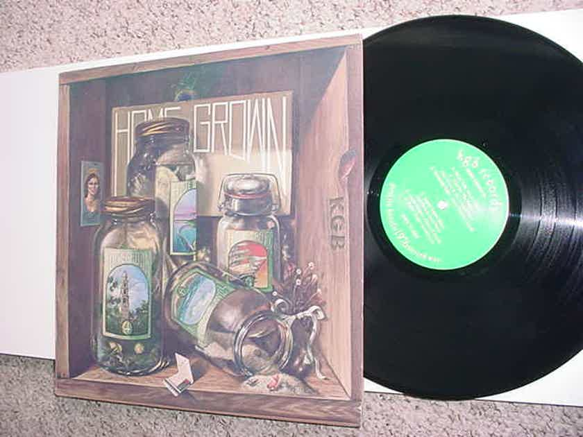 Home Grown IV LP Record San Diego area songs KGB RECORDS