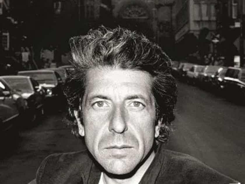 Leonard Cohen Field Commander Cohen 2 LPs