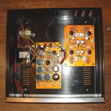 "The ""BEAST"" All Tube MM/MC Phono Amplifier"