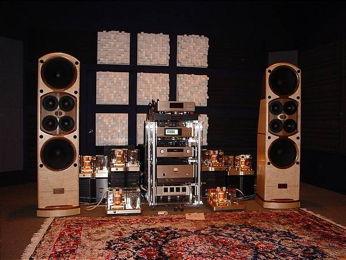 WAVAC Tri-amp system