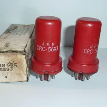 RCA 5693 6SJ7 6SJ7GT