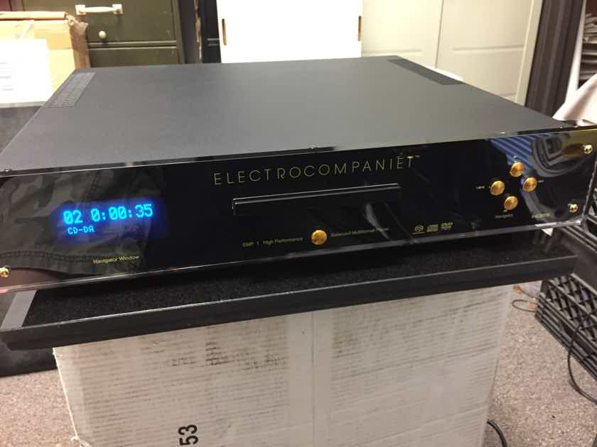 Electrocompaniet EMP-1/S CD/SACD Player