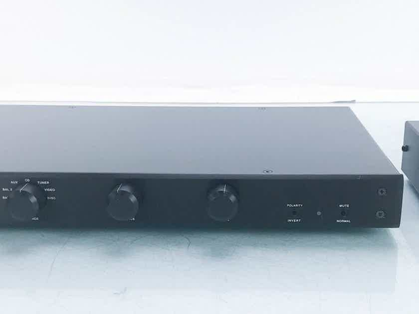 Bryston BP25 Stereo Preamplifier BP-25; Remote (15957)