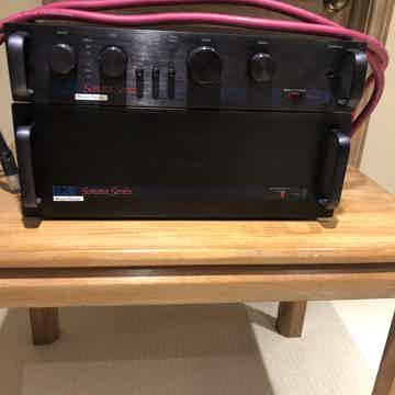 B&K EX442, Pro10Mc, Tara Quantum XLR connects