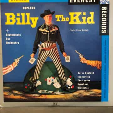 Copland Billy the Kid DCC LP