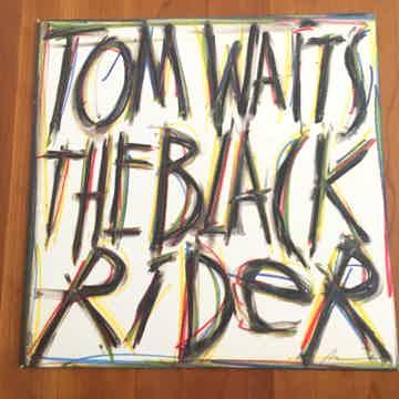 "MEGA RARE TOM WAITS ""The Black Rider"" ORIG 1993 Island ..."