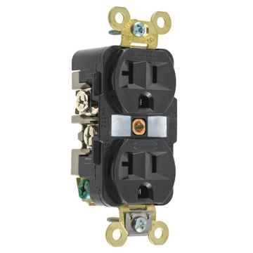 Hubbell HBL5362 Cryo-cooked AC Receptacle. Free Shipping