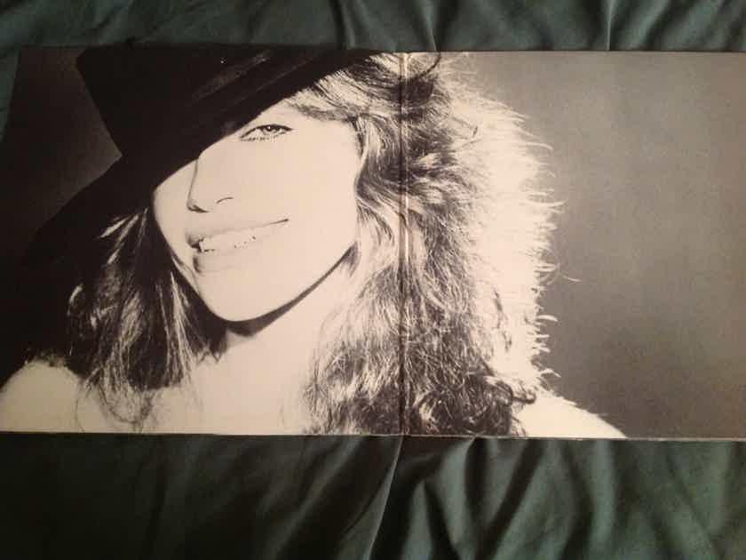 Carly Simon Spy Elektra Records White Label Promo LP
