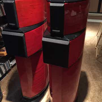 Evolution Acoustics MiniTwo, absolutely gorgeous speakers