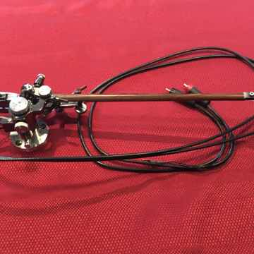 "Reed Tonearms 3P 12"" NEW Loaded with options"