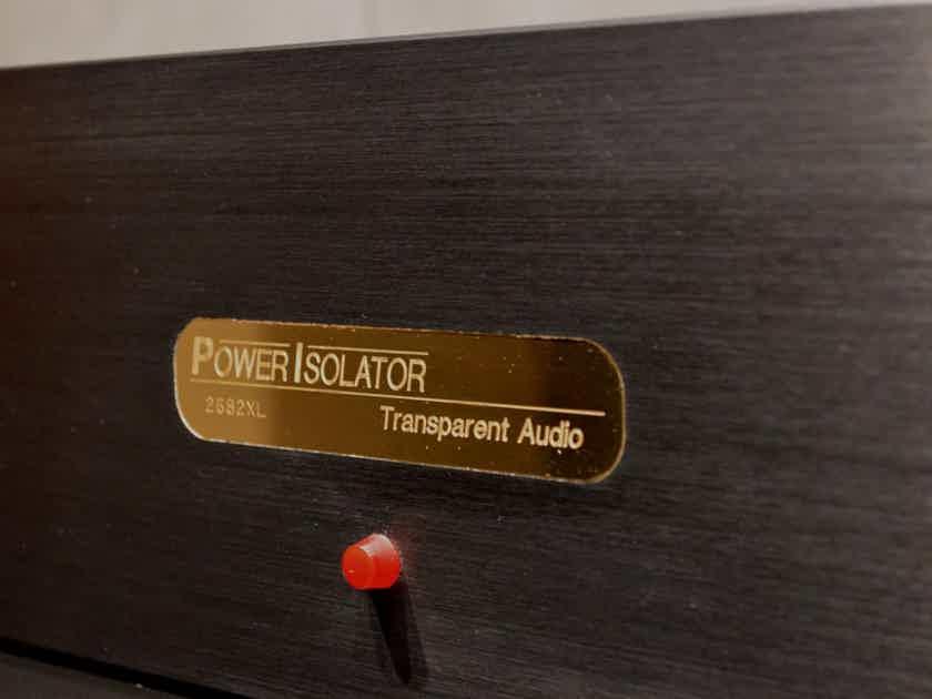 Transparent Audio PowerIsolator XL (240V US Version)