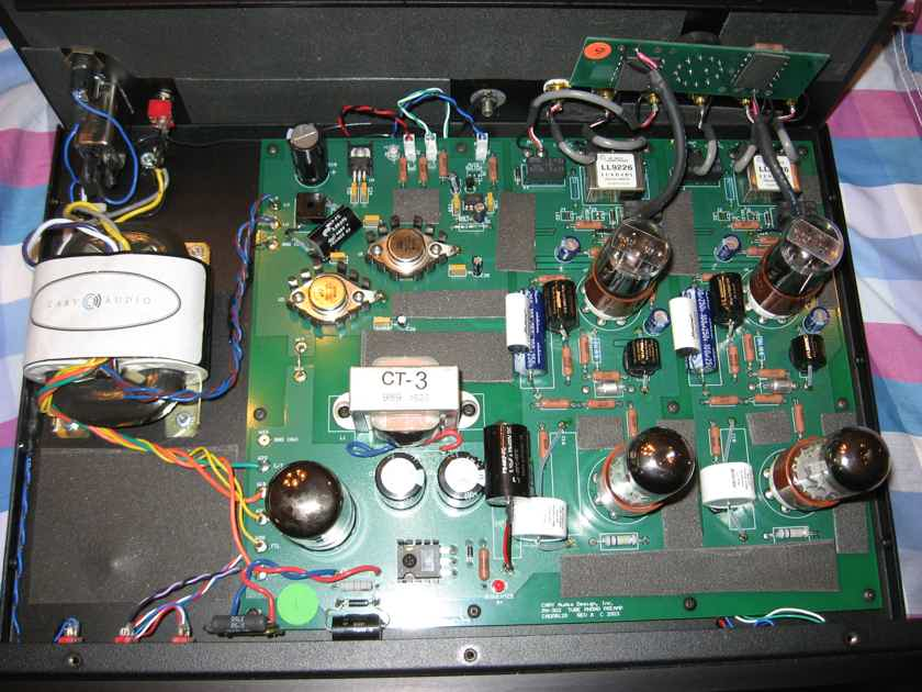 Cary Audio PH-302 Mk II - Upgraded & Flawless Condition