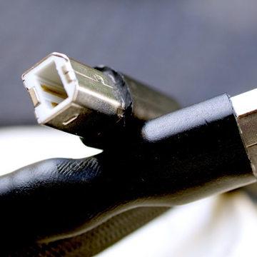 Dragonfire Acoustics - 4 Feet PREMIUM Dragon2 USB Cable