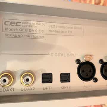 CEC DAC-3.0